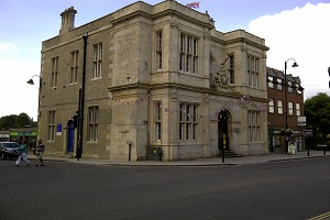 Warminster Old Town Hallweb