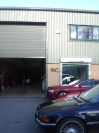 Unit 19c Andoversford Ind Est